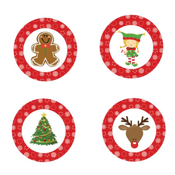 Holiday Magnet Set - $10!