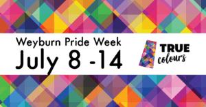 Weyburn Pride Week 2018 @ Weyburn