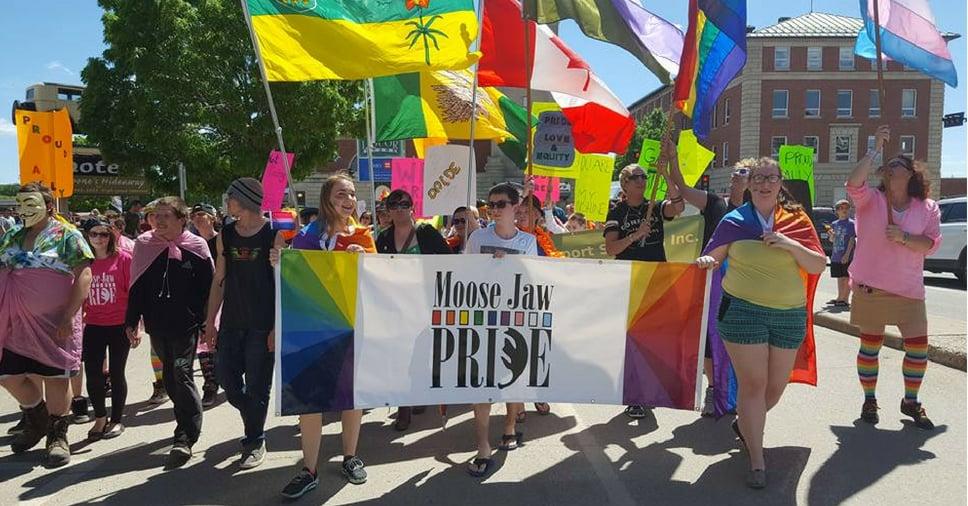 2018 Moose Jaw Pride Parade Registration - Moose Jaw Pride