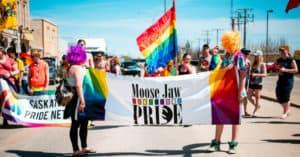 March with MJ Pride at Saskatoon Pride @ Saskatoon   Saskatoon   Saskatchewan   Canada