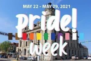 Pride Week in Moose Jaw 2021